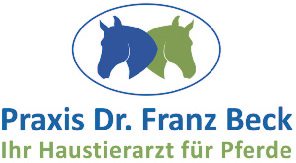 Pferdepraxis Dr. Beck Logo
